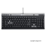 CORSAIR Raptor K40 Gaming Keyboard [CH-9000051-NA]